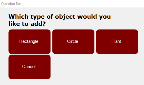 Select the object you would like to add